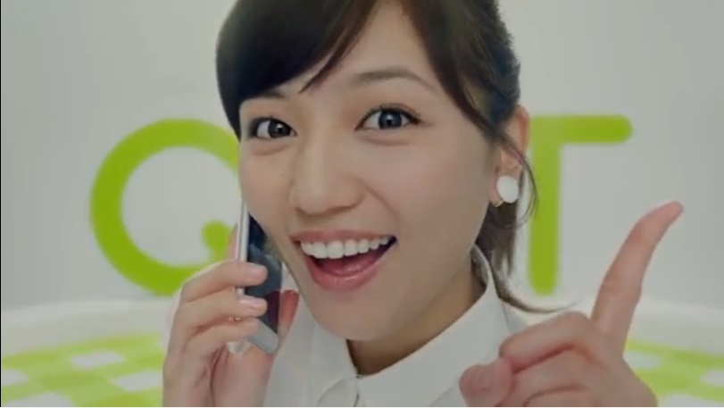 QTmobile『新プラン』篇