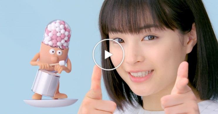 新コンタック®かぜEX 新CM『サンバ』篇