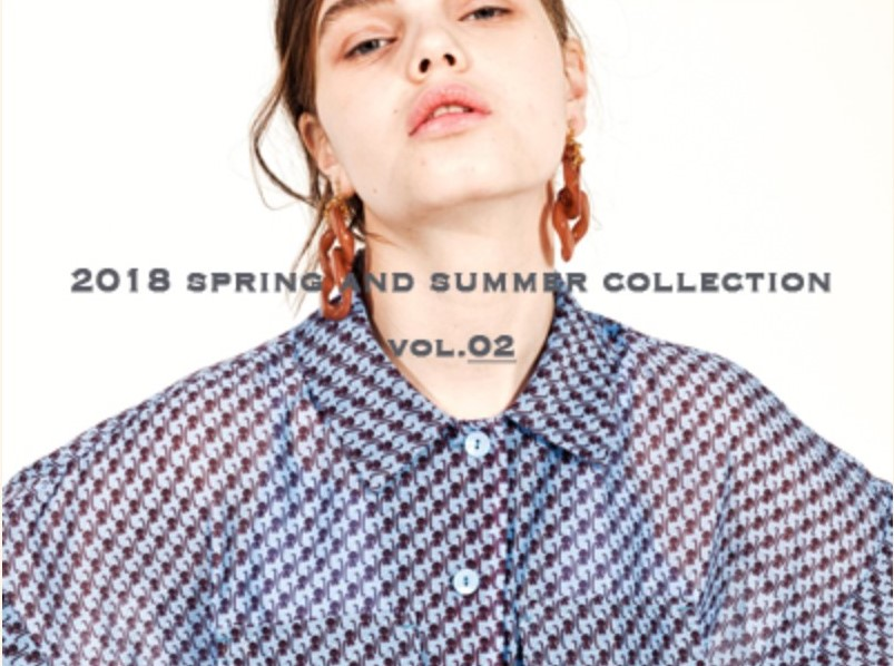 HiROMITHiSTLE 2018SS VOL.02 Catalogue