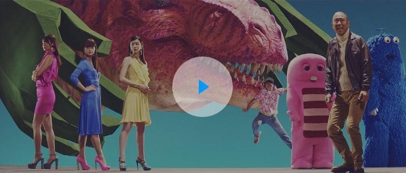 UQ mobile TVCF「ナダルの悩み」篇