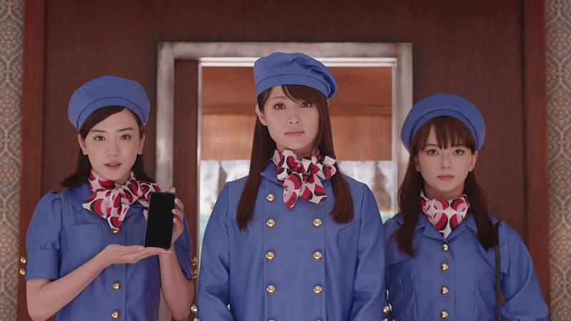 UQ Train WEB限定CM