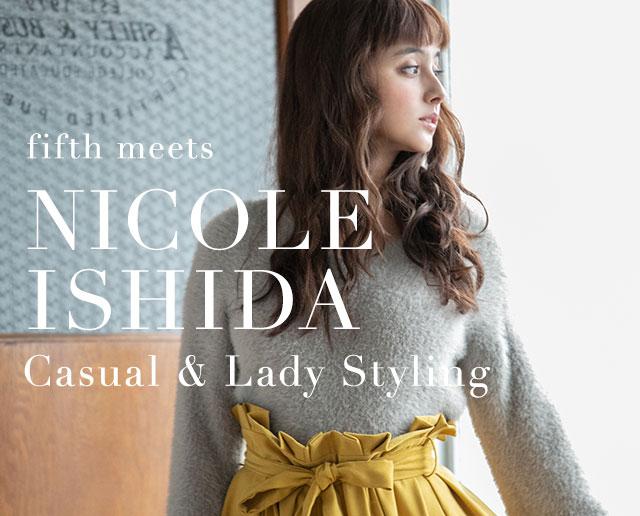 fifth meets NICOLE ISHIDA vol.1