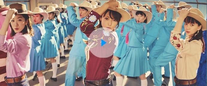 UQmobile TVCM「カントリーダンス」篇