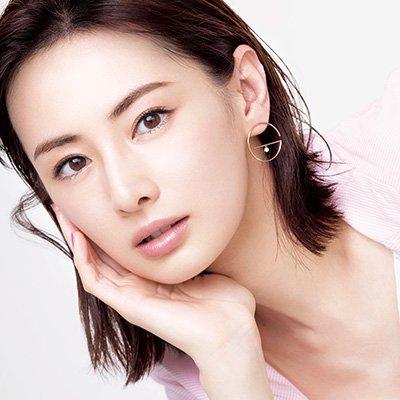 美的.com | 北川景子が気になる2021春メイク