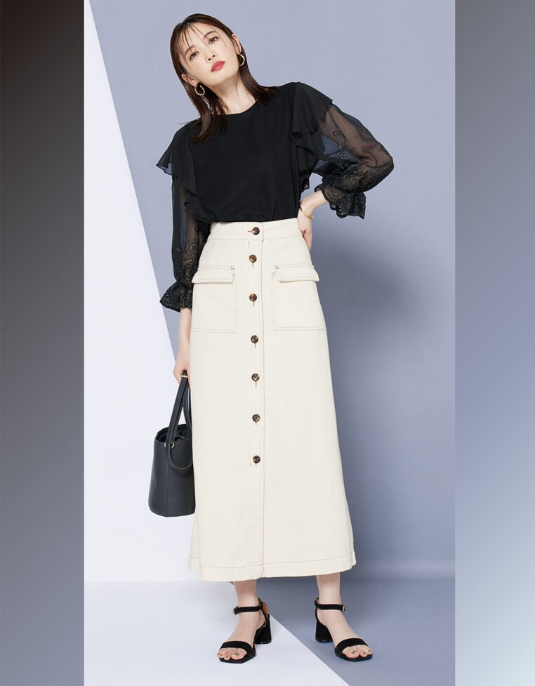 HK WORKS LONDON 2021 AUTUMN COLLECTION NEW monotone Style